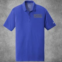 PDCA Men's Embroidered Nike Dri-Fit Polo - IN SIX COLORS