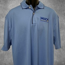 Light Blue Golf Shirt