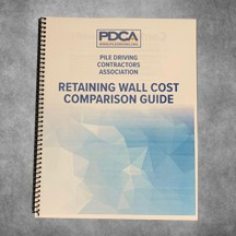 Steel Sheet Pile Retaining Wall Cost Comparison Guide