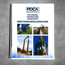 Steel Sheet Pile Installation Guide