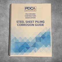 Steel Sheet Pile Corrosion Guide